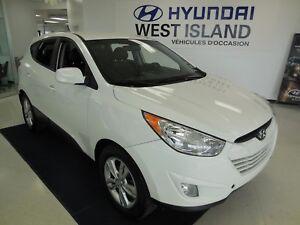 2012 Hyundai Tucson GLS 2.4L FWD CUIR/MAGS/FOGS 55$/semaine