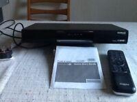 Humax hard drive recorder.