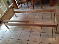 Two Ikea Sniglar Children's Beds