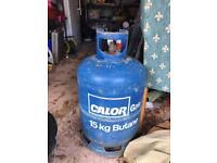 Calor gas 15kg butane bottle