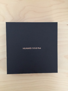 Huawei Nova Plus 32GB Brand New In Box (Fido/Rogers)