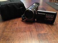 Panasonic HD Video Camera