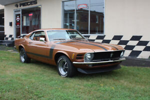 Mustang Fastback 1970  Boss 302 Decals