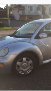 1999 Volkswagen Beetle Coupe (2 door)