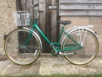 RALEIGH LADIES BIKE FOR SALE-IMMACULATE CONDITION FREE DELIVERY