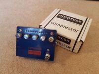 Empress Effects Compressor Pedal - NEW!