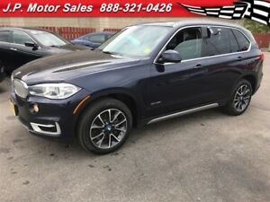 2015 BMW X5 xDrive35i, Nav, Panoramic Sunroof, AWD, 30, 000km