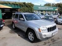 Jeep Grand Cherokee 3.0CRD V6 auto Limited 2006 DIESEL 4X4 FULLMOT