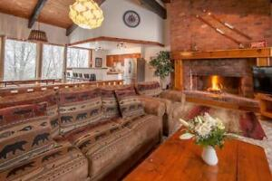 8 Bed Blue Mountain Rental with Hot Tub