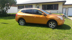 2008 Nissan Rogue SUV, AS-IS