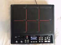 Roland SPD-SX in fully working condition. Sounds great and comes with power supply!