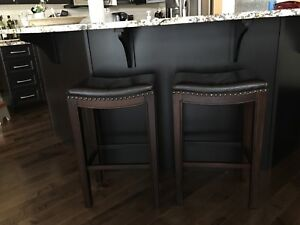 Bar or counter stools, $50 each, $100 for the pair