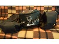 Frank Thomas Cargo motorcycle Tank bag and Panniers
