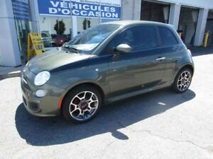 2012 Fiat 500 Sport,AUTO,MAGS,bluetooth
