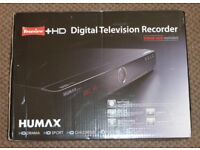 HUMAX HDR FOX T2 500GB HD DIGITAL TV RECORDER