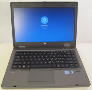 """HP ProBook 14"""" Core i5 2.gen aluminum finish solid laptop"""