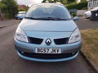2008 Renault Grand Scenic 1.6- Wolverhampton Council Taxi- 7 Seat r