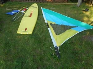 For Sale Solo Brand Wind Surfer – Complete Package