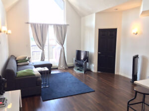 Modern Top Floor 2B/2B Suite - Just off Whyte Ave (Ritchie)