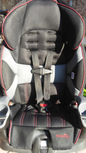 Evenflo car booster seat