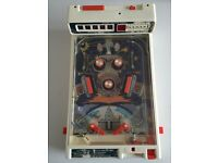 Tomy Atomic pinball machine Vintage GENUINE