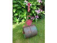 Antique Garden Split Lawn Roller - Lewis & Grundy of Nottingham