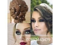 Makeup artist in Sheffield