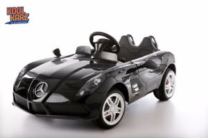Factory Sale KIDS RIDE ON TOY CARS- SLR AMG MERCEDES-BENZ