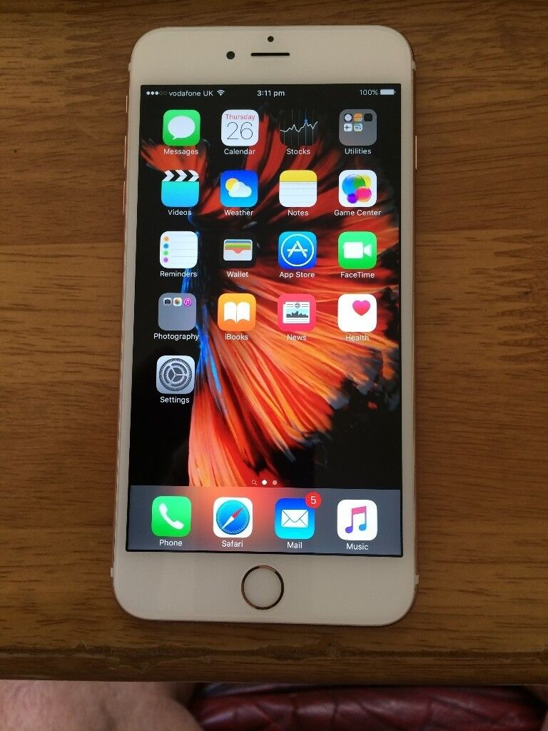 iphone 6s, gold, 64gb, like new, Unlocked to any networkin Greenford, LondonGumtree - Iphone 6s, gold, 64gb, like new. Unlocked to any network Comes with charger, box, ear phone (not used) Hardly used because I have 6s plus. who ever buys the phone will not be disappointed. Any questions please call me on 07900 888744