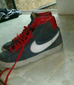 Nike blazer trainers