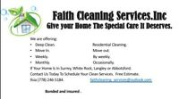 Faith Cleaning Services