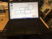 Toshiba c850d-11f laptop