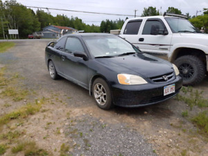2003 honda civic 5speed