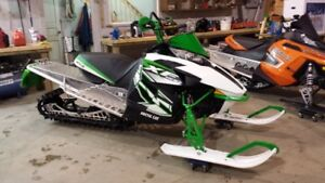 2012 Arctic Cat XF 800 SNO PRO *One of a Kind*