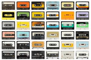 Wanted: Cassette Tapes