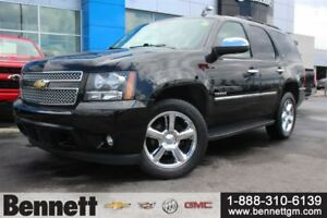 2014 Chevrolet Tahoe LTZ - 5.3 V8 4X4 With Nav, Sunroof + DVD