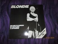 RARE 80S BLONDIE RIP HER TO SHREDS 12 INCH SINGLE HAVE OTHERS FOR SALE