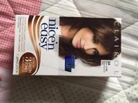 Clairol Nice and Easy hair dye
