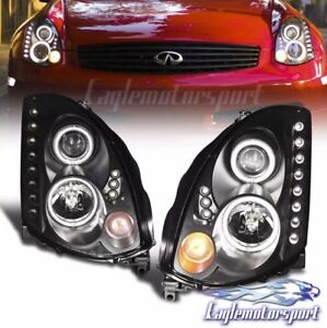 2003-2007 g35 Infiniti headlights
