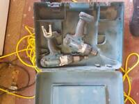 Two makita drills bare unit only