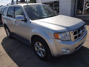 2010 Ford Escape Limited Leather Seats, Bluetooth, Remote Sta...
