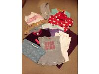 Baby girl clothes 2-3 years