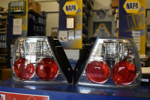 Hyundai Accent Tail Lights (99-02)