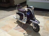 LAMBRETTA SCOOTER TV 175 SERIES 3
