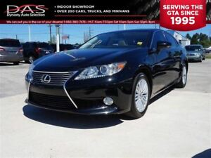 2013 Lexus ES 350 ULTRA PREMIUM PANORAMIC SUNROOF/NAVIGATION/LEA