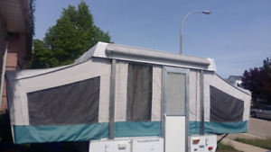 Pop up trailer for rent $35