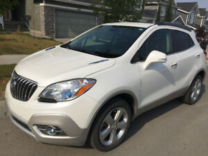 2015 Buick Encore Leather SUV, LEATHER! SUNROOF! REAR CAM!