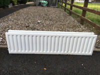 4' x 1' double radiator for sale