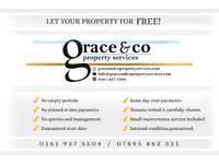 WE GUARANTEE YOUR RENT, BY BECOMING YOUR TENANT!