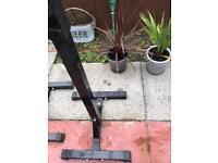 Weight rack - squat rack